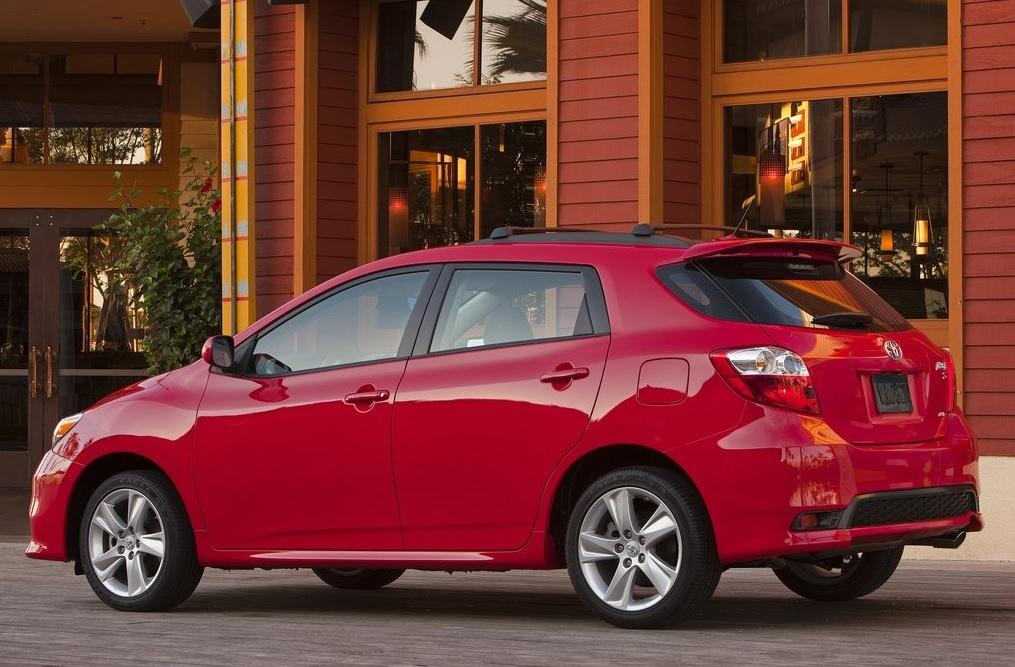 SEO Box: Toyota Matrix en venta