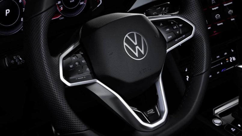 Volkswagen airbag