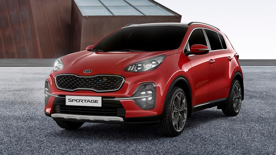 La Sportage es otra de las SUV de Kia que ha logrado buenos resultados de ventas en el país
