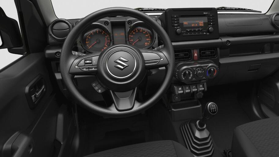 Suzuki Jimny Lite 2