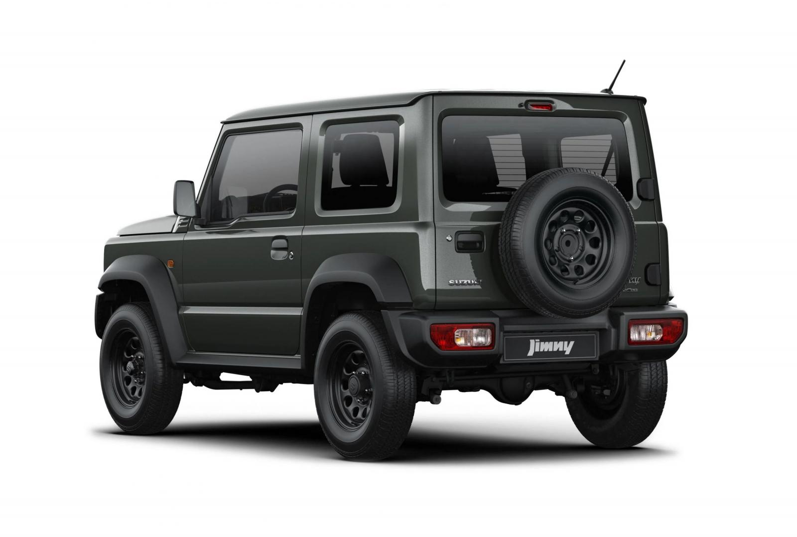 Suzuki Jimny Lite 3