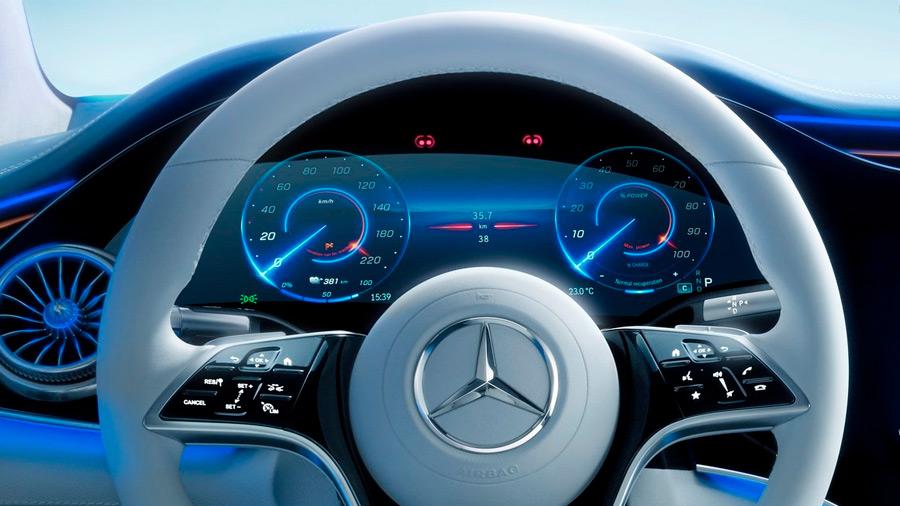 Mercedes-Benz está realizando una inversión significativa para el desarrollo de su nuevo sistema operativo
