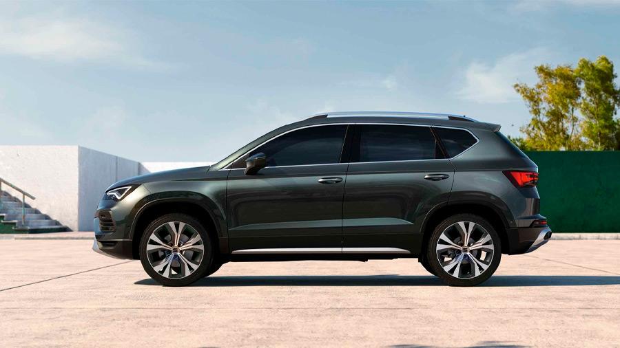 La Ateca es una SUV de SEAT que destaca por su buen equipamiento