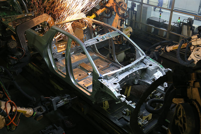 Hyundai Santa Cruz producción