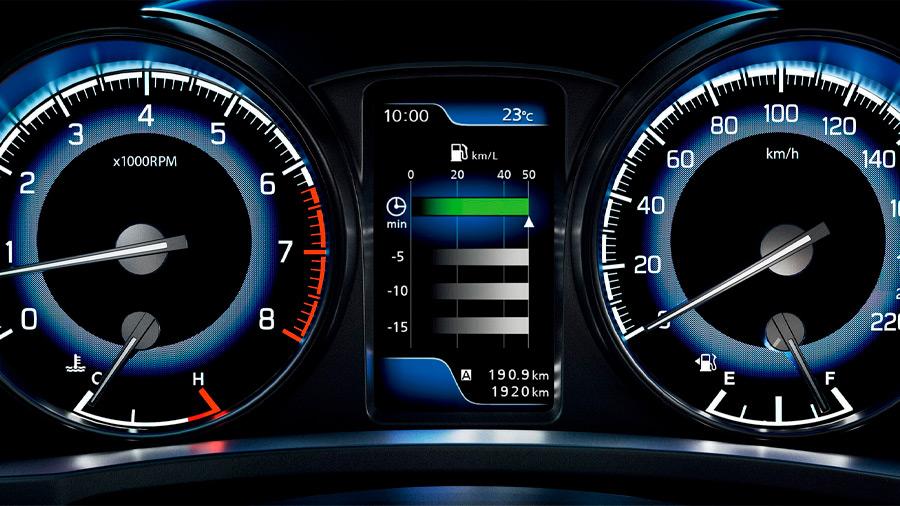 Todas las versiones del Suzuki Baleno precio llevan el mismo motor 4 cilindros de 1.4 litros
