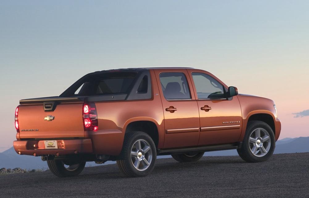 SEO Box: Chevrolet Avalanche en venta