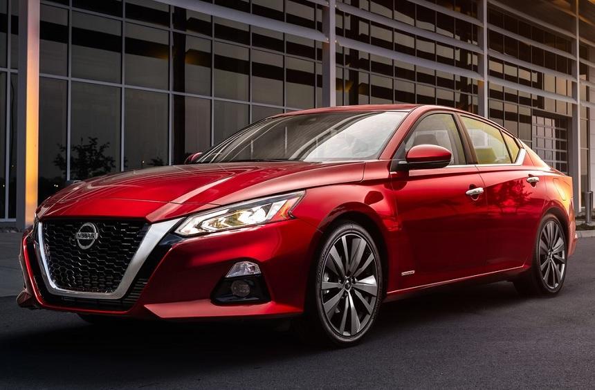 Nissan Altima 2021 Reseña - Con todo el confort y seguridad para tu familia