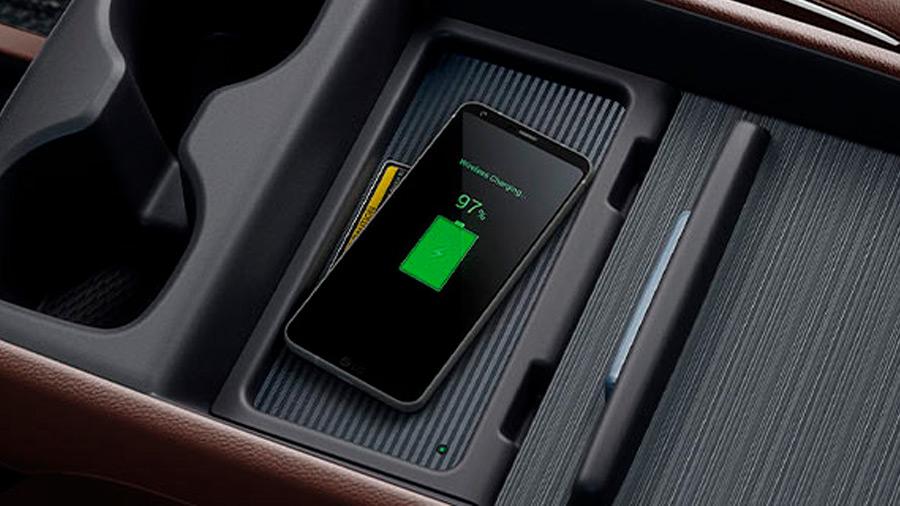 La Honda Odyssey Touring 2022 lleva diferentes compartimentos y tecnologías en el habitáculo