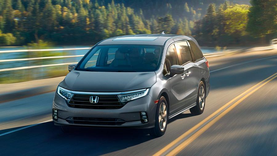 La Honda Odyssey Touring 2022 es la única versión de este modelo en México