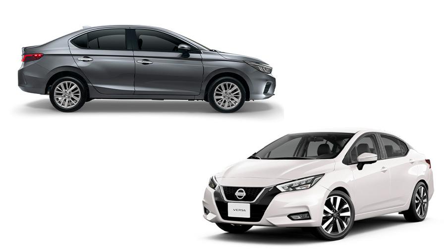 El Volkswagen Virtus precio no luce tan competitivo como el Nissan Versa