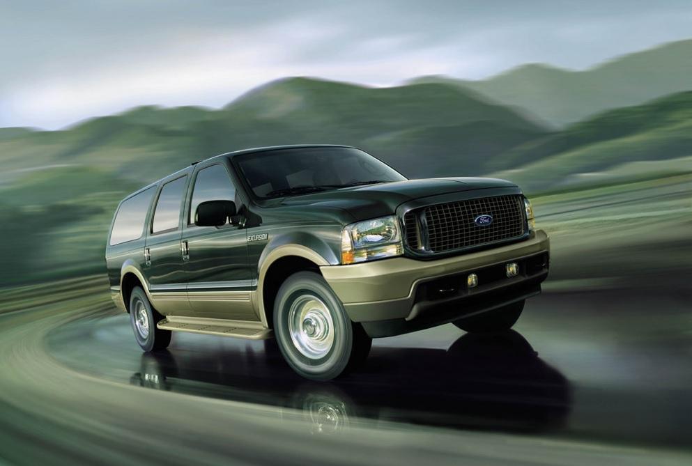 SEO Box: Ford Excursion en venta