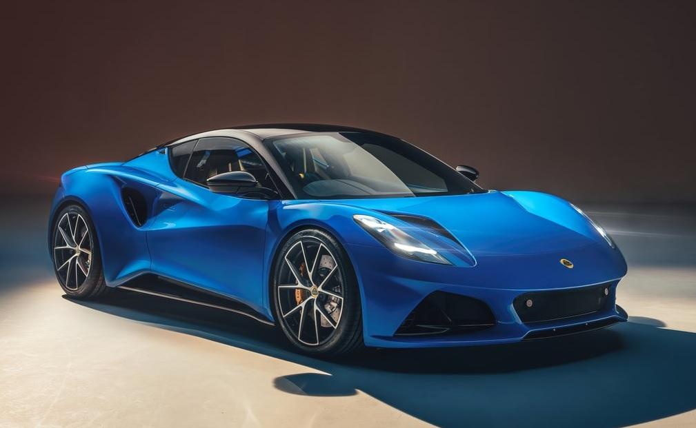 Lotus se despide de los motores de combustión con el Emira