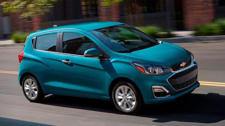 El Chevrolet Spark es uno de los hatchback que destaca en el mercado de los autos seminuevos Guadalajara