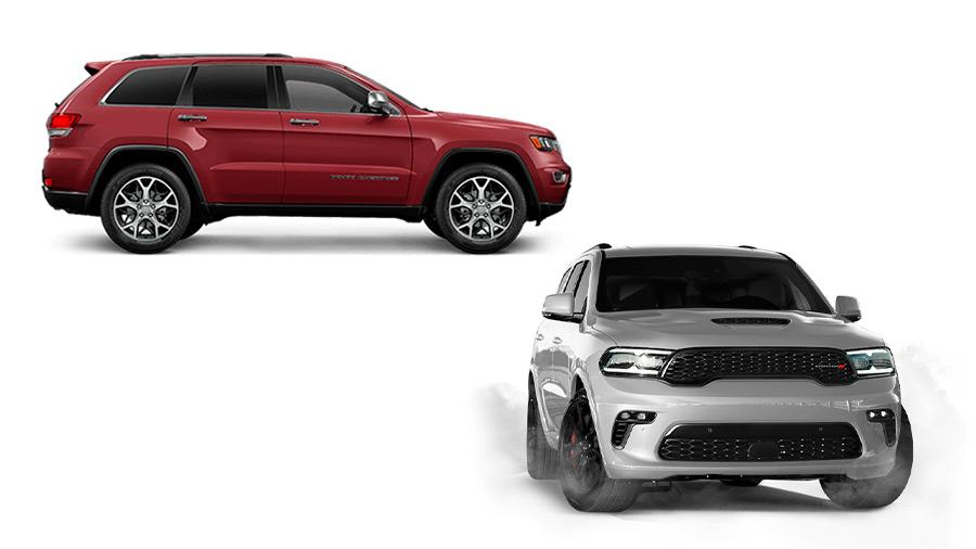 La Jeep Grand Cherokee precio compite contra la Dodge Durango