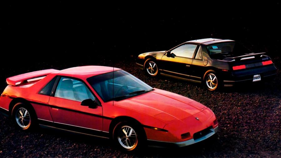 El Pontiac Fiero en venta entregó una conducción deficiente