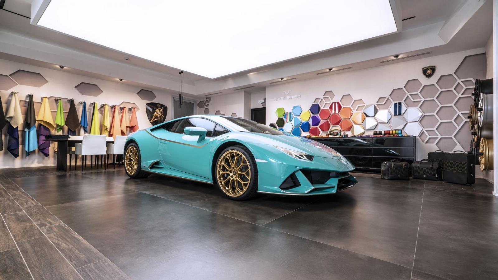 Lamborghini presenta 4 ediciones especiales y muy mexicanas del Huracán EVO