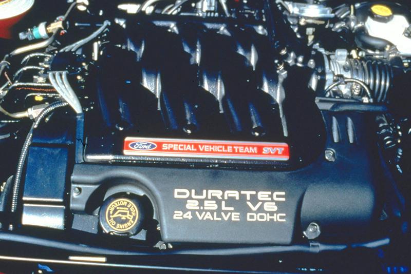 Ford Contour SVT motor