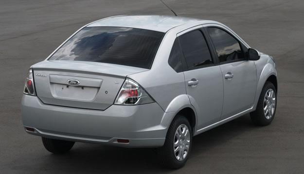 Ford Fiesta Ikon