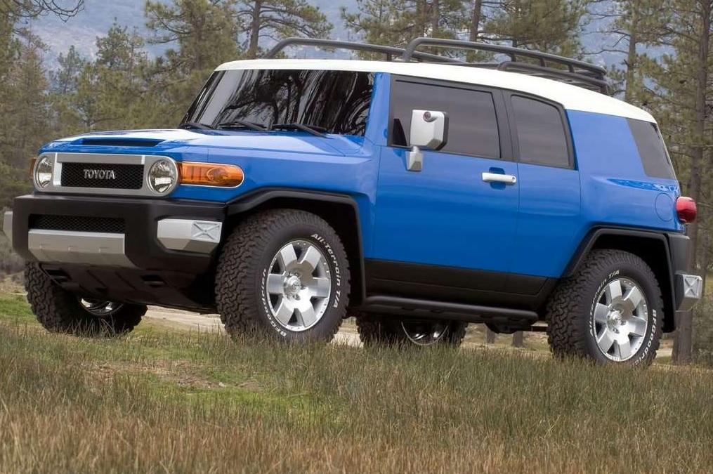 SEO Box: Toyota FJ Cruiser en venta