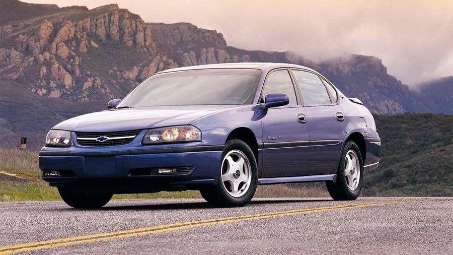 El Chevrolet Impala en venta es un clásico de la marca