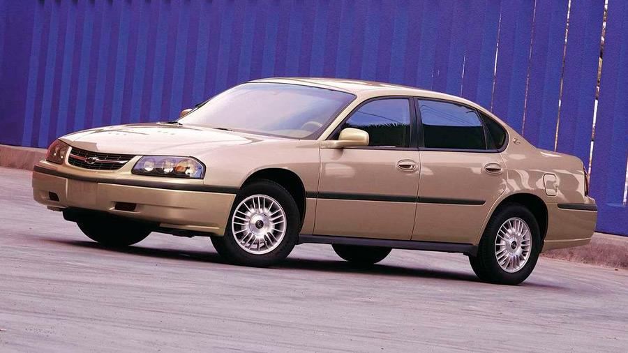 El Chevrolet Impala en venta inició su producción en 1958