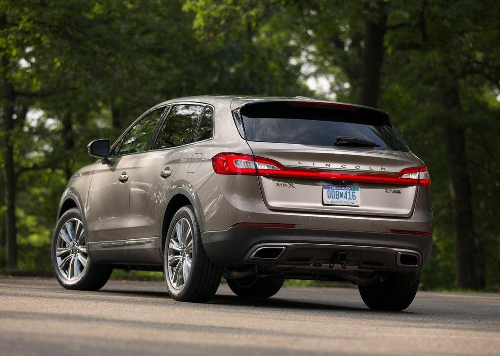Lincoln MKX en venta