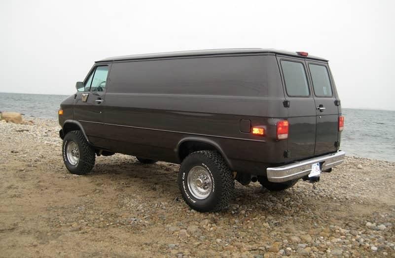 SEO Box: Chevrolet Cargo Van en venta