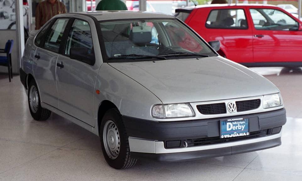 SEO Box: Volkswagen Derby en venta
