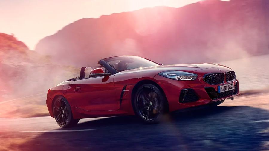 El BMW Z4 precio tiene un par de versiones en el país