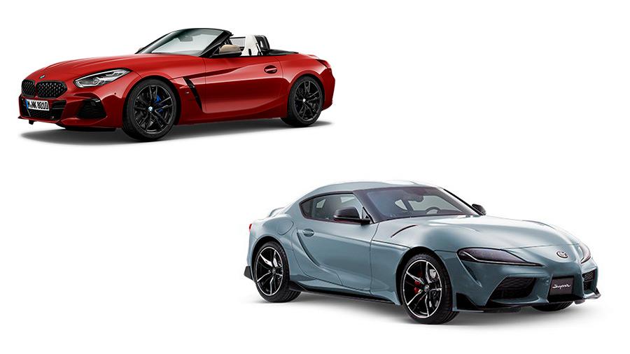 El BMW Z4 precio comparte varias características con el Toyota Supra