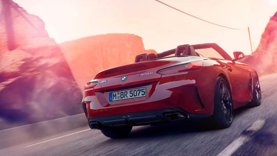 El BMW Z4 precio entrega una conducción dinámica y eficiente