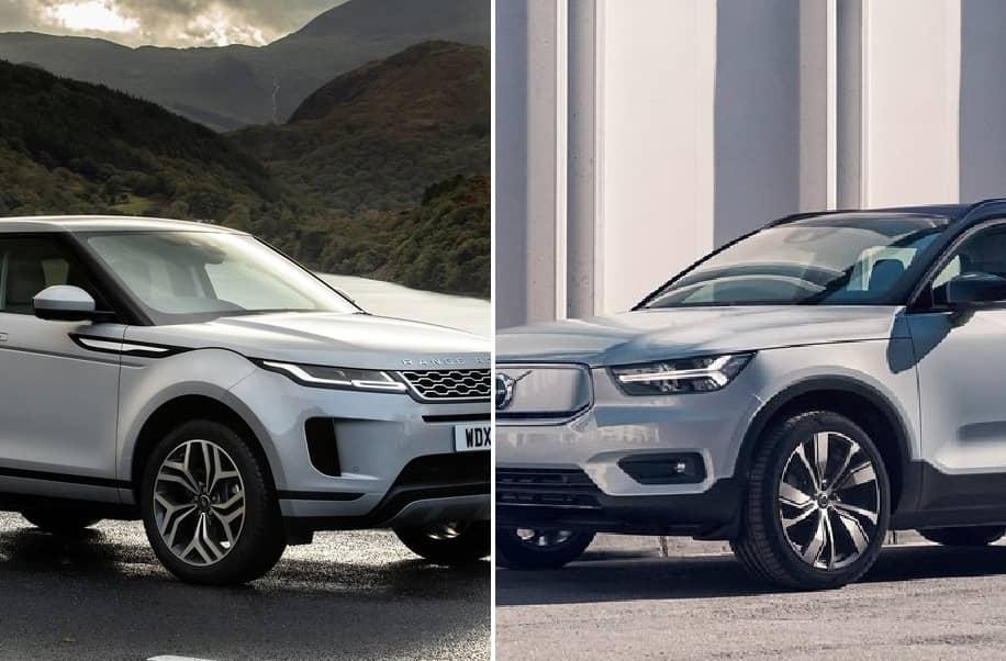Land Rover Range Rover Evoque: Precios y versiones en México