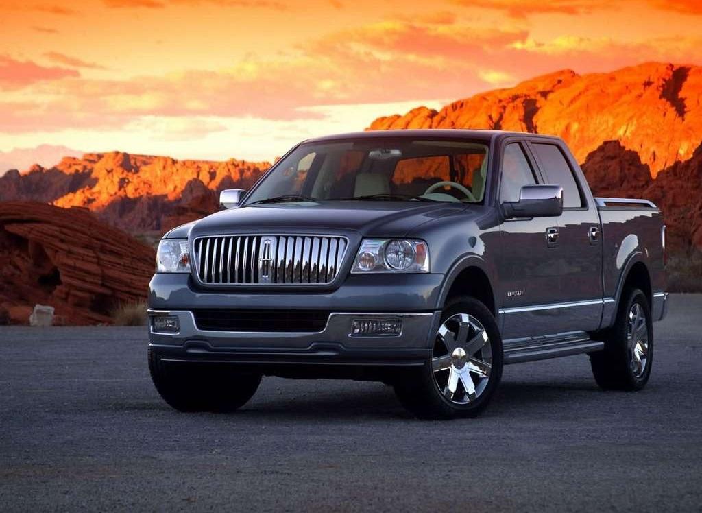 Lincoln Mark LT en venta