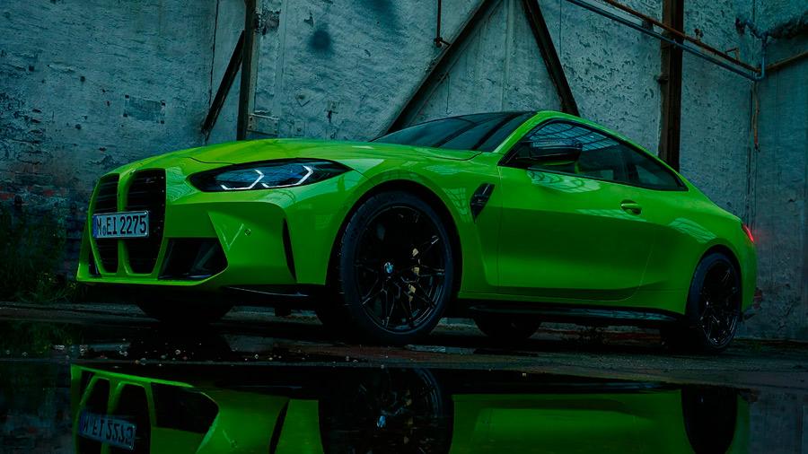 El BMW M4 en venta destaca por su conducción atlética, ágil y precisa