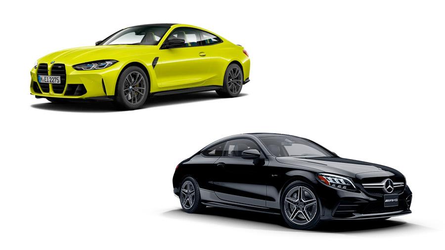 El BMW M4 en venta rivaliza con el Mercedes-AMG C 63 S Coupé