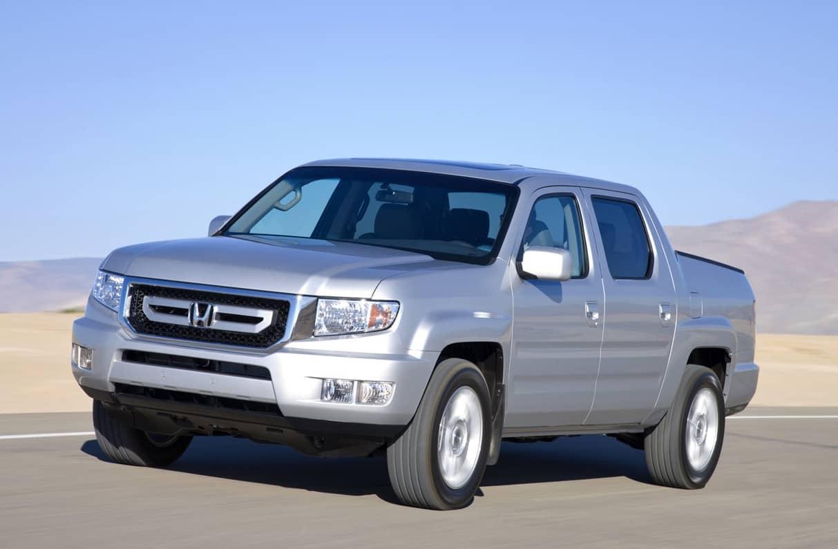 SEO Box: Honda Ridgeline en venta