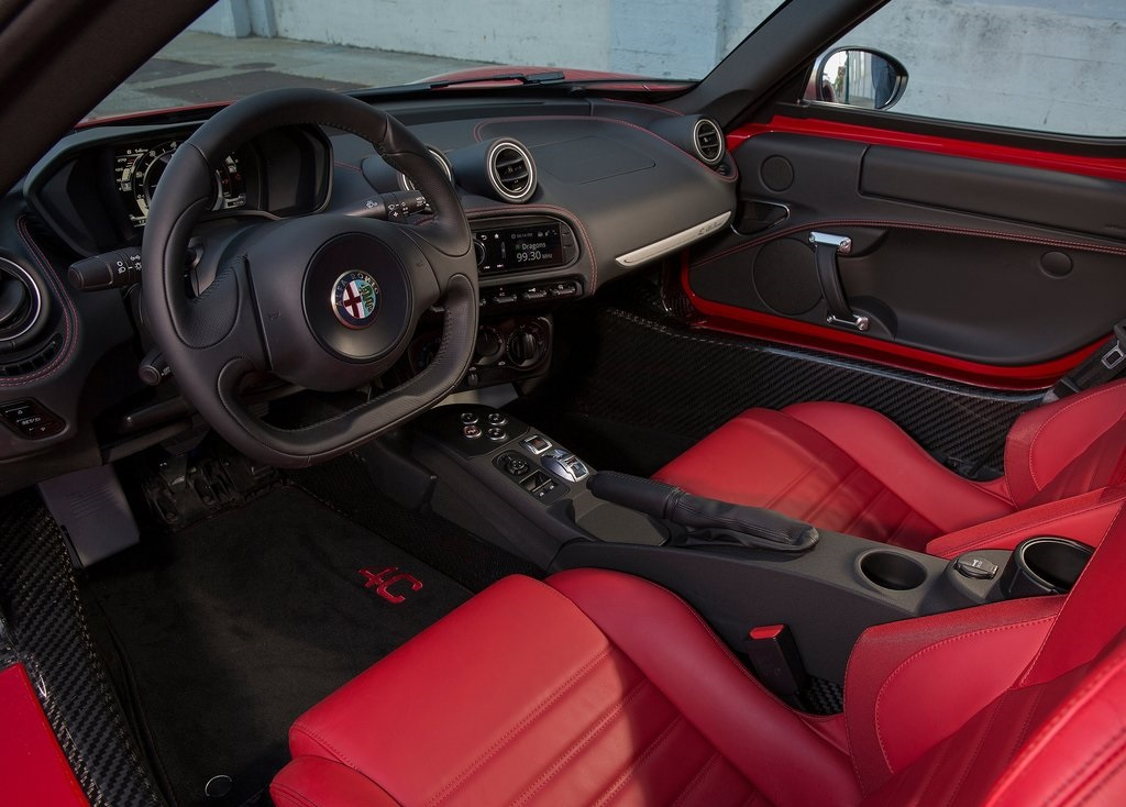 Alfa Romeo 4C en venta