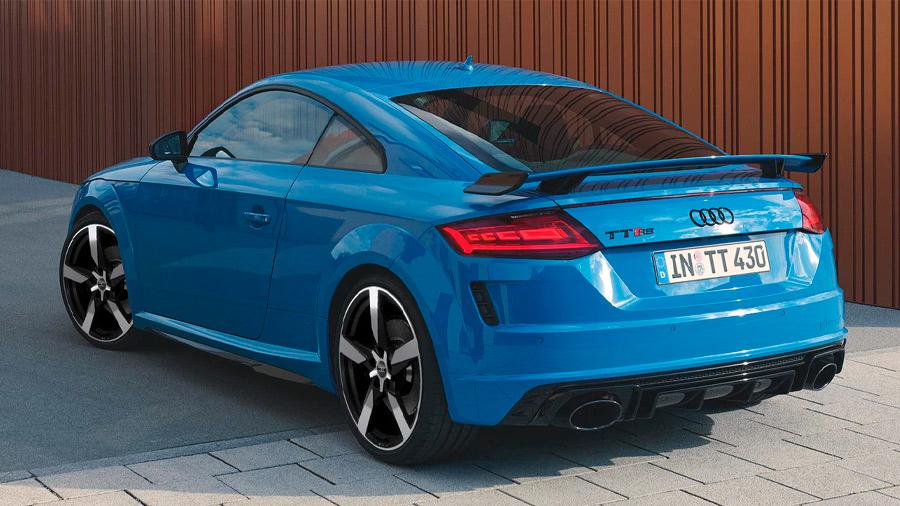 El Audi TT RS en venta es un auto deportivo con gran estilo y un manejo entretenido