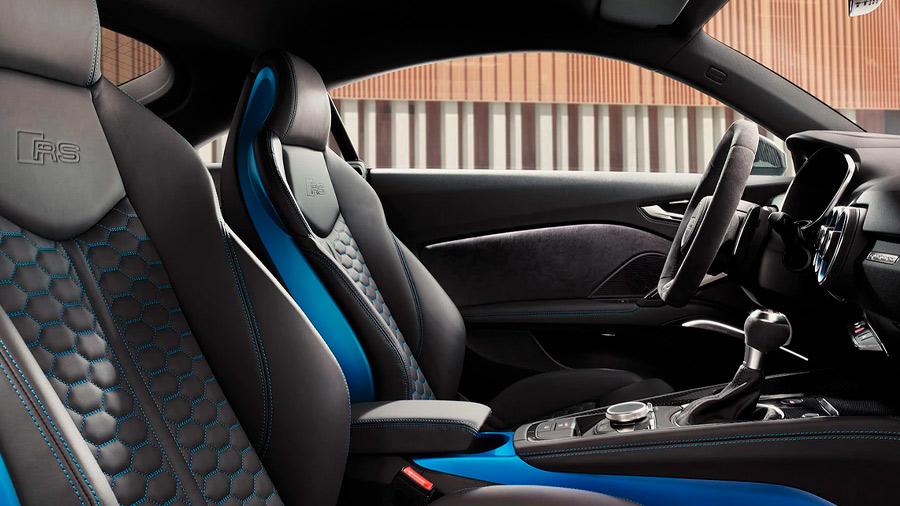 El Audi TT RS en venta tiene una fila trasera que resulta poco funcional
