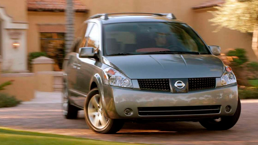 La Nissan Quest en venta tuvo 4 generaciones