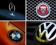 ¿Sabes a qué grupos automotrices pertenecen estas marcas?