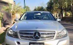 En venta un Mercedes-Benz Clase C 2012 Automático muy bien cuidado-6