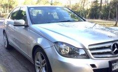 En venta un Mercedes-Benz Clase C 2012 Automático muy bien cuidado-5