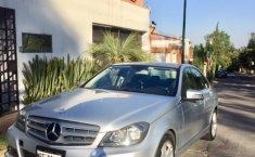 En venta un Mercedes-Benz Clase C 2012 Automático muy bien cuidado-3