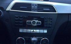 En venta un Mercedes-Benz Clase C 2012 Automático muy bien cuidado-0