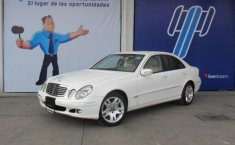 En venta un Mercedes-Benz Clase E 2006 Automático muy bien cuidado-15