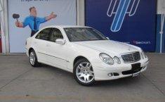 En venta un Mercedes-Benz Clase E 2006 Automático muy bien cuidado-5