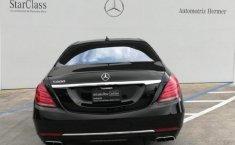 Carro Mercedes-Benz Clase S 2016 de único propietario en buen estado-11