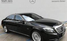 Carro Mercedes-Benz Clase S 2016 de único propietario en buen estado-5