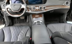 Carro Mercedes-Benz Clase S 2016 de único propietario en buen estado-1